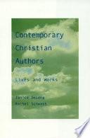 Contemporary Christian Authors