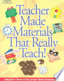 Teacher Made Materials That Really Teach