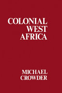 Colonial West Africa