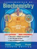 Fundamentals of Biochemistry Life at the Molecularlevel 4E Binder Ready Version + WileyPlus Registration Card