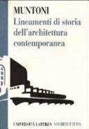 Lineamenti di storia dell architettura contemporanea