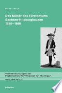 Das Militär des Fürstentums Sachsen-Hildburghausen 1680–1806