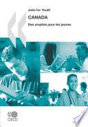 Jobs for Youth Des emplois pour les jeunes Jobs for Youth Des emplois pour les jeunes  Canada 2008