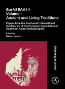 EurASEAA14 Volume I: Ancient and Living Traditions Book