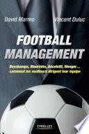 Football management Couverture du livre