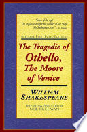 The Tragedie of Othello  the Moor of Venice