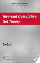 Invariant Descriptive Set Theory