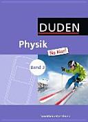 Physik Na klar! Band 3: 9./10. Schuljahr - Schülerbuch. Gesamtschule / Sekundarschule Nordrhein-Westfalen