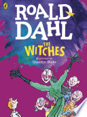 The Witches (Colour Edition) by Roald Dahl
