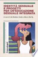 Identit   sessuale e progetti per un educazione sessuale integrata
