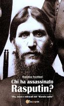 download ebook chi ha assassinato rasputin? pdf epub