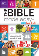 The Bible Made Easy   for Kids  eBook
