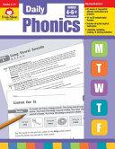 Daily Phonics  Grade 4 6