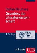 Grundriss der Literaturwissenschaft