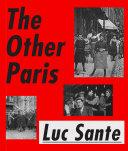 The Other Paris And Twentieth Century Paris