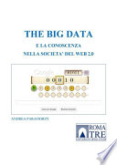 The big data e la conoscenza nella societa  del web 2 0