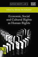 Economic  Social and Cultural Rights as Human Rights