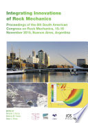 Integrating Innovations of Rock Mechanics