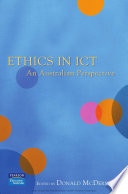 Ethics in ICT  An Australian Perspective
