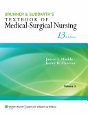 Brunner   Suddarth s Textbook of Medical Surgical Nursing  Thirteenth Edition   Handbook   Maternal and Child Health Nursing  Seventh Edition