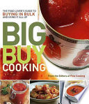 Big Buy Cooking