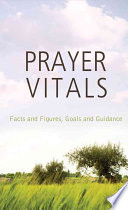 Prayer Vitals And Figures Goals And Guidance To