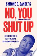 Book No  You Shut Up