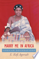 Marry Me in Africa