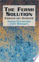 The Fermi Solution