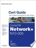 CompTIA Network  N10 005 Authorized Cert Guide