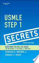 USMLE Step 1 Secrets3