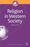 Religion in Western Society