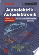 Autoelektrik Autoelektronik