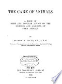 The Care of Animals