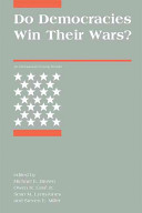 Do Democracies Win Their Wars