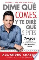 Dime qu   comes y te dir   qu   sientes  Think Skinny  Feel Fit Spanish edition