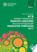 FAO Yearbook of Forest Products 2017