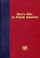 Who s who in Polish America