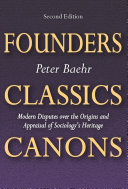 Founders, Classics, Canons
