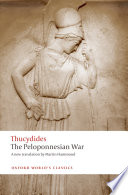 The Peloponnesian War book