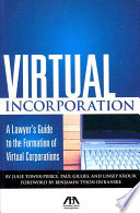 Virtual Incorporation Area Of Law Examining The Developments Of The