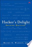 Hacker s Delight