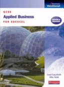 GCSE Applied Business for Edexcel