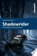 Shadowrider   Field notes of a psychonaut