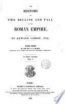 The History of the Decline and Fall of the Roman Empire  1