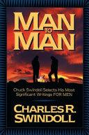 Man To Man book