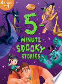 Book 5 Minute Spooky Stories