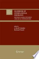 Handbook Of International Insurance