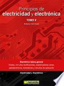 Principios de Electricidad y Electr  nica V
