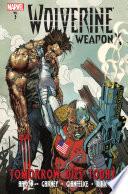 Wolverine Weapon X    Vol  3
